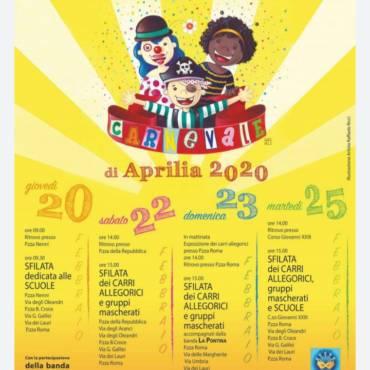Carnevale Apriliano 2020